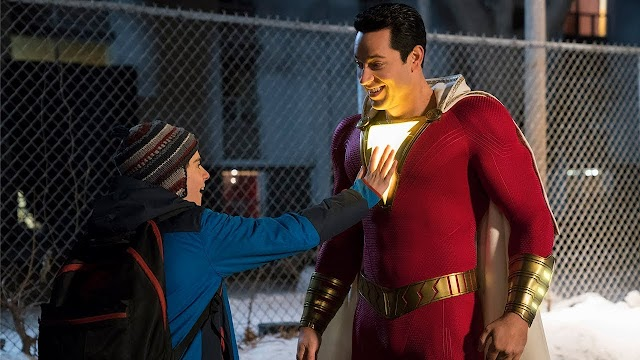 Shazam Trailer And Movie Download Link