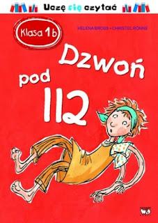 """""""Dzwoń pod 112"""" Helena Bross  - recenzja"""