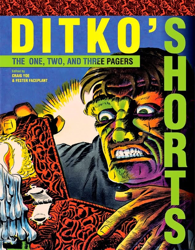 DITKO'S SHORTS