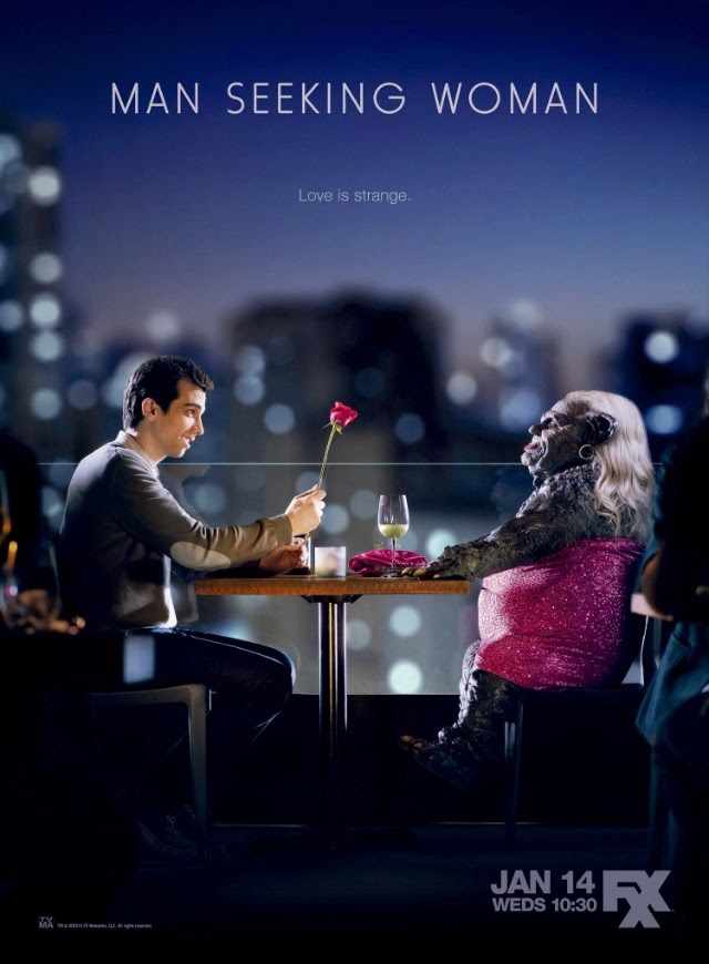 Man Seeking Woman FXX