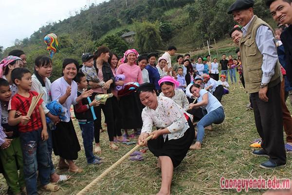 Lễ hội lồng tồng xã Niêm Sơn Mèo Vạc