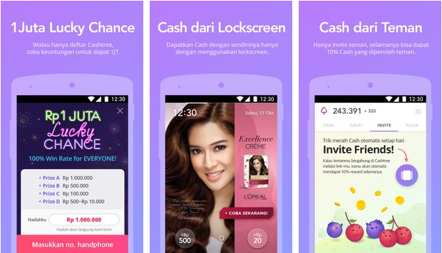 Cashtree: Cash Gratis Tanpa Ribet Apk v2.2.2.0 Terbaru - Afifloka | Game MOD App Premium Gratis ...