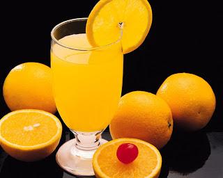 Orange Juice Receita  bebidas saudáveis
