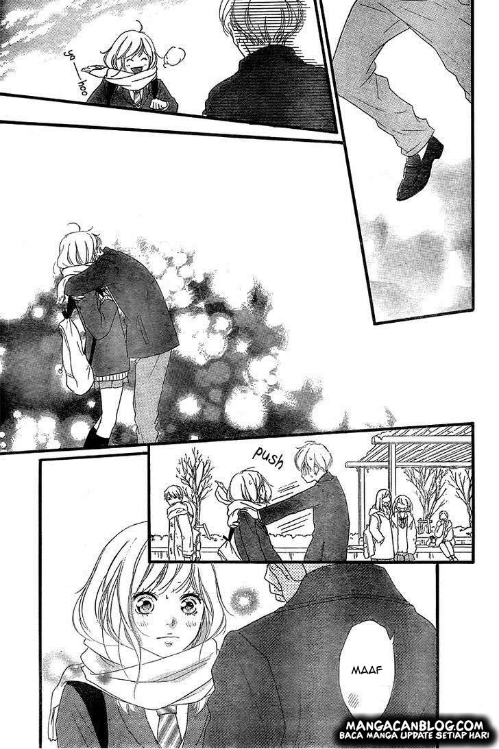 Ao Haru Ride Chapter 38-15