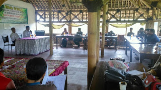 Halal Bihalal Keluarga Guru PAI SMK Se Kab. Majalengka