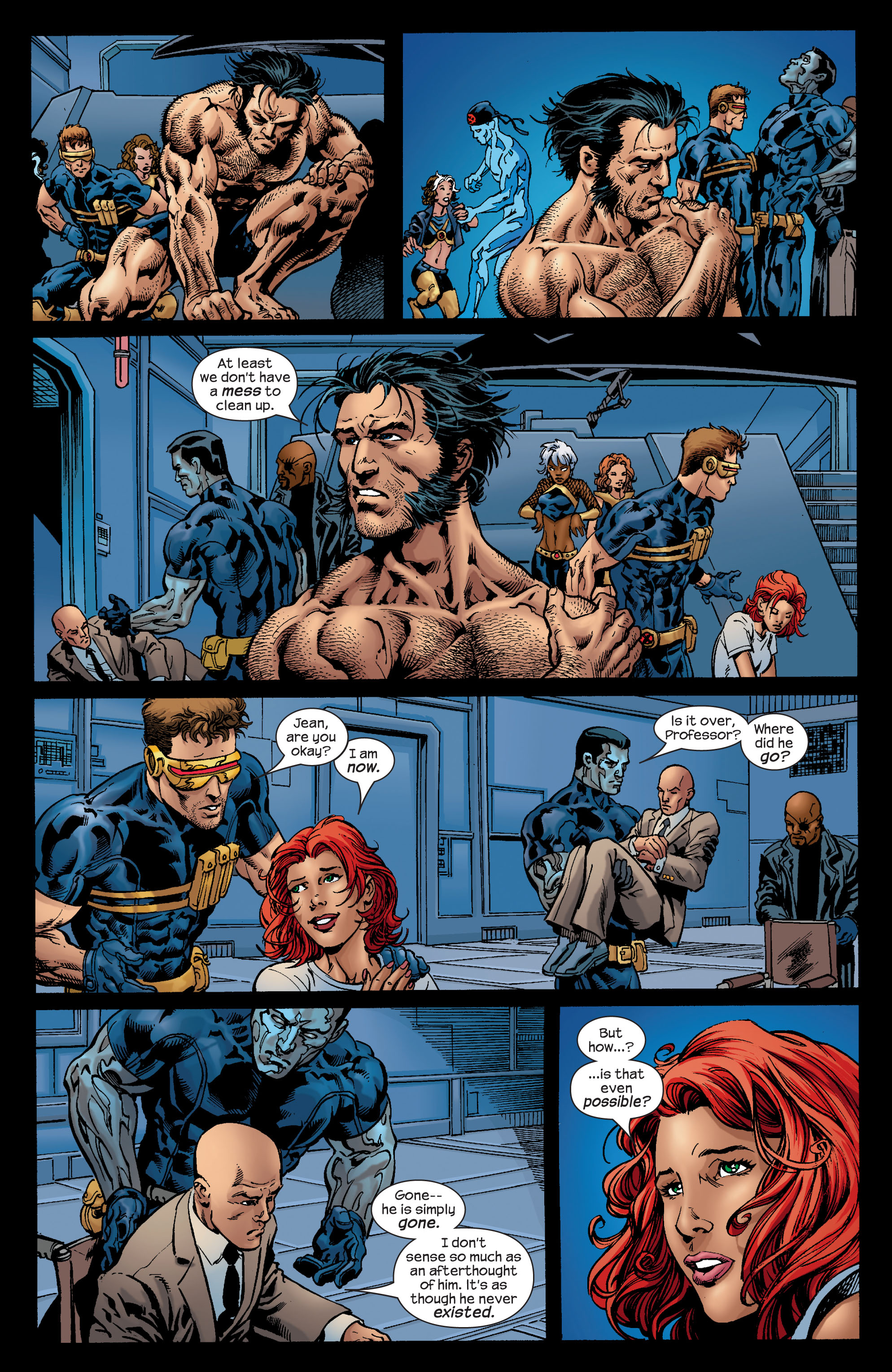 Read online Ultimate X-Men comic -  Issue #74 - 12