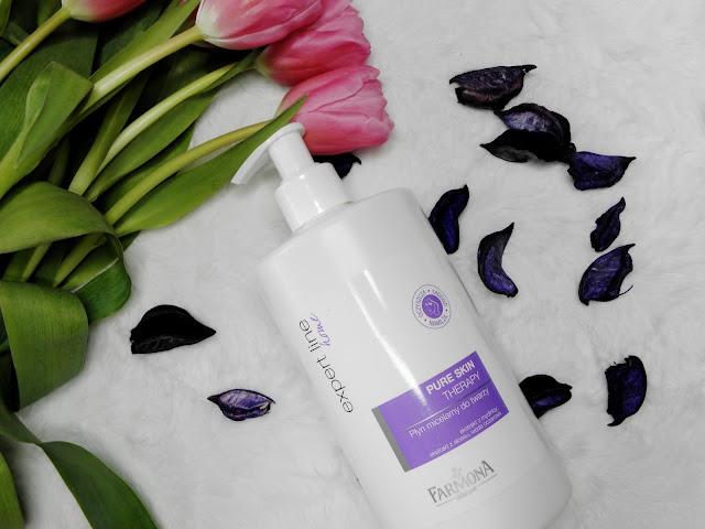 Odkrycie lutego | Pure Skin Therapy Płyn micelarny Farmona