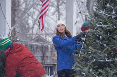 The Rooftop Christmas Tree.Its A Wonderful Movie Your Guide To Family And Christmas