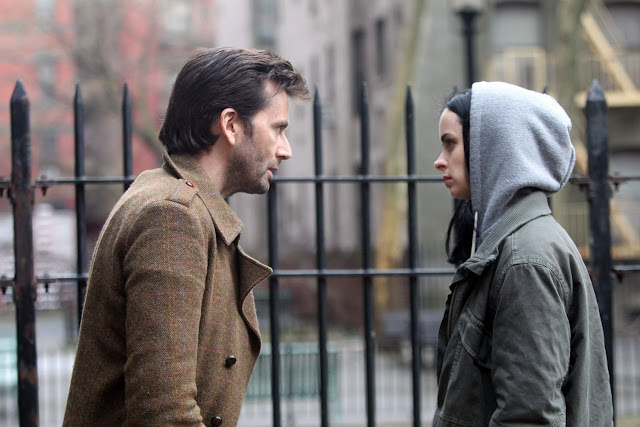 Jessica Jones Krysten Ritter David Tennant