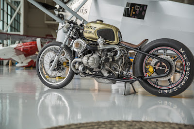 R100 Twin Turbo by Boxer Metal