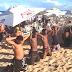 Polícia Militar prende acusados de tráfico em praia do litoral da Bahia