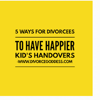 Divorce & Happier Handovers for Kids and Co-Parents