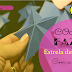 Estrela de origami pra fazer com as crianças