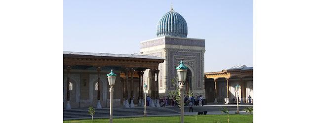 Makam Imam Al Bukhari Indah Berkat Bung Karno