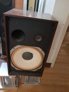 """JBL 14"""" L99 Loudspeaker (Rare) 20190308_213036"""
