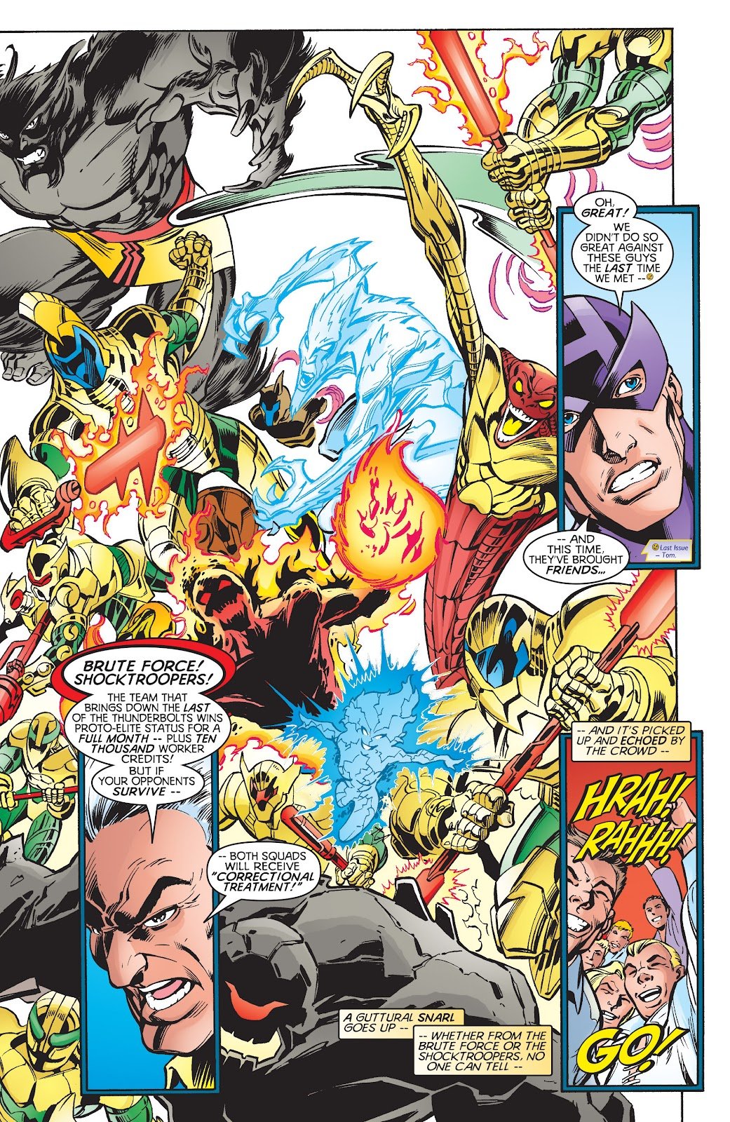 Read online Hawkeye & The Thunderbolts comic -  Issue # TPB 1 (Part 3) - 30