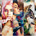 Amazing and Stunning Paintings of 16 Year Old Girl! -
