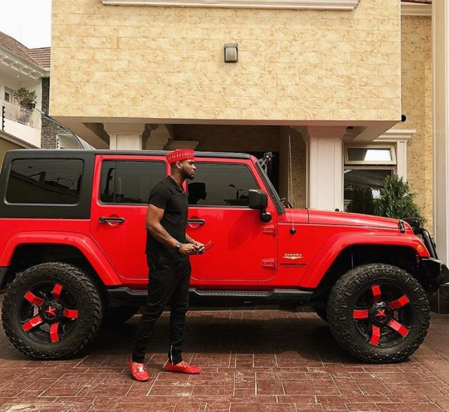 Peter Okoye Told Us The Real He is Have With His Twin Brother Reunion