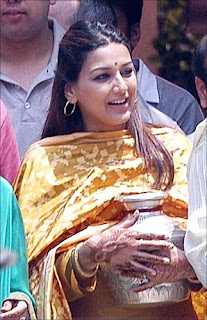 Sonali Bendre Cancer: high grade cancer