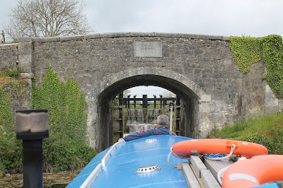 Lock on the Grand Canal