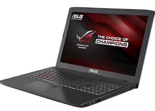 ASUS ROG GL552VW-DH71 High Performance Gaming Laptop