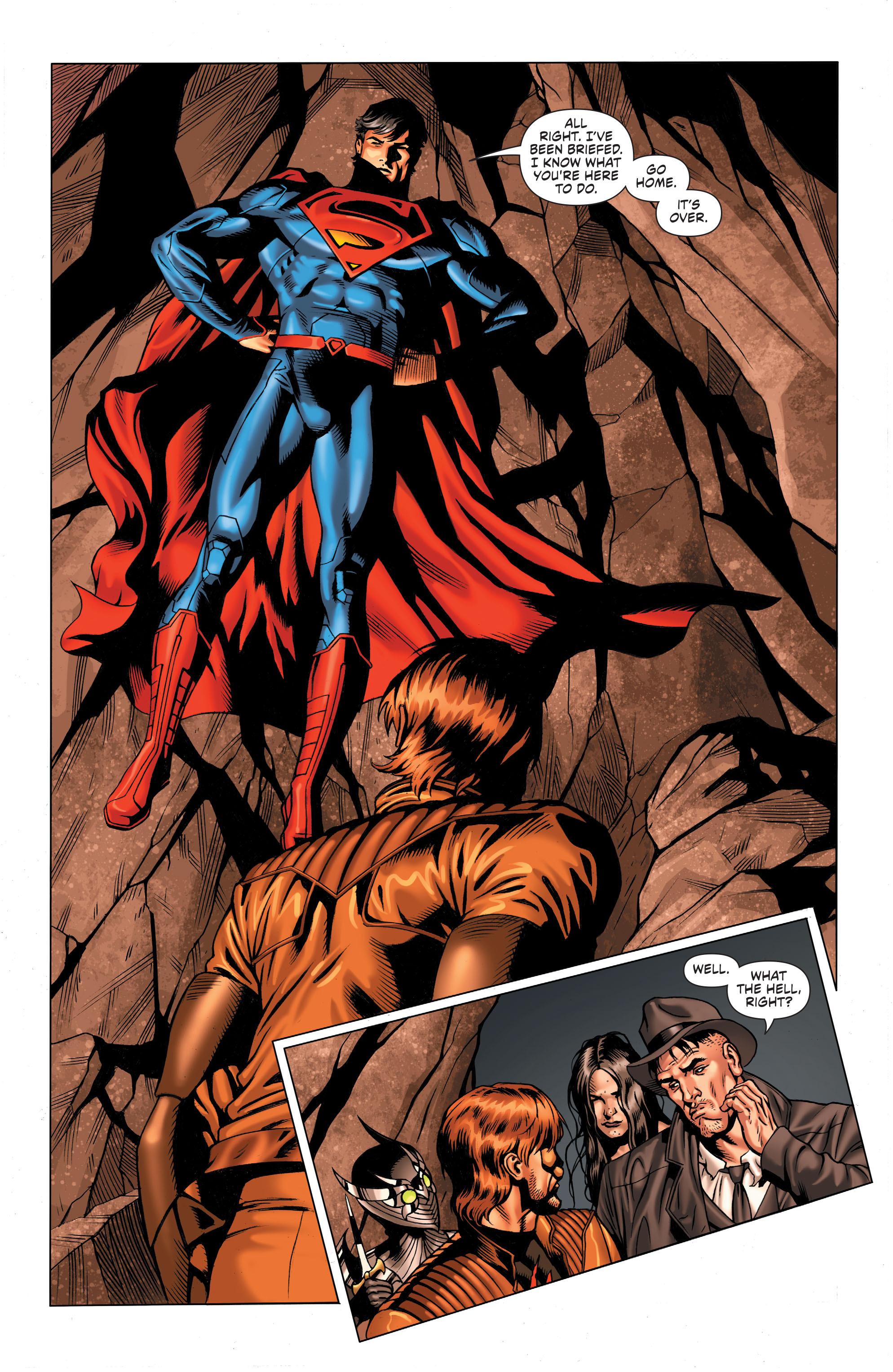 Read online Secret Six (2015) comic -  Issue #10 - 13