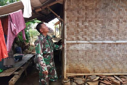 Sasaran Perehaban Rutilahu ke-3 di Desa Mekarjaya