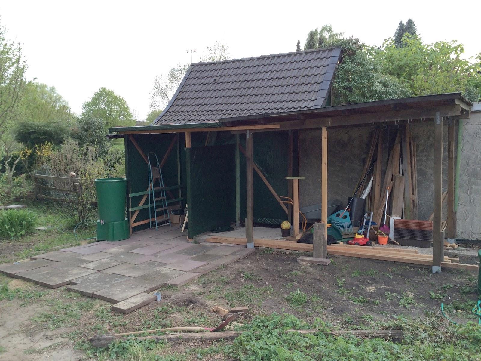 Das Haus Am Wald Der Unterstand