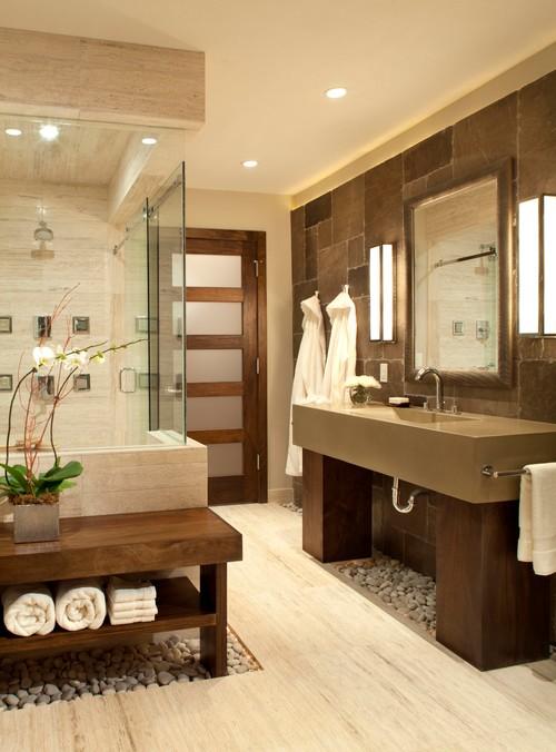 Favoloso Idee ristrutturazione bagno moderno | Immagini e foto bagni ZC19