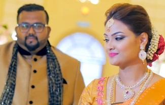 Malaysian Indian wedding Highlights Of Dineshea & Bhawaneeisz