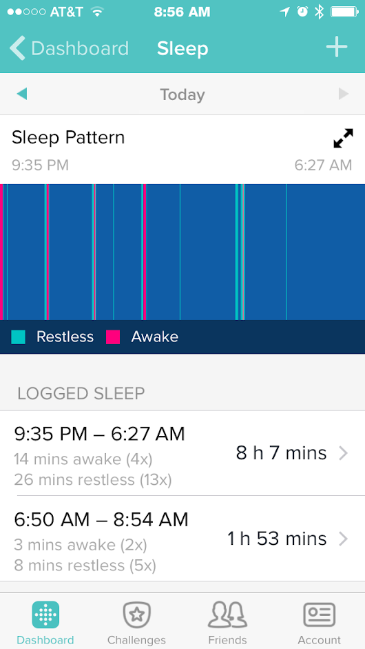 2015-Apr-22 fitbit sleep