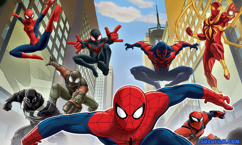 Spider-Man 1994 Season 2 Hindi Dubbed Episodes Download [HQ]