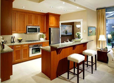 Example Interior Design Kitchen Simple House