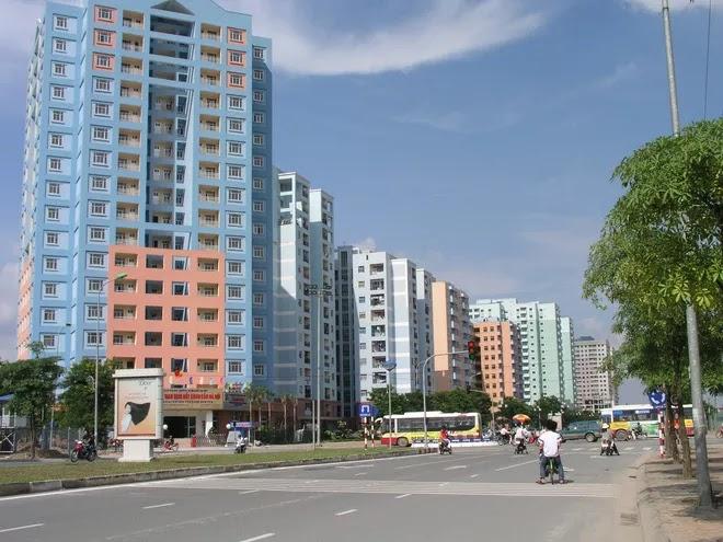 Tiến hành thanh tra các dự án nhà ở tại Hà Nội
