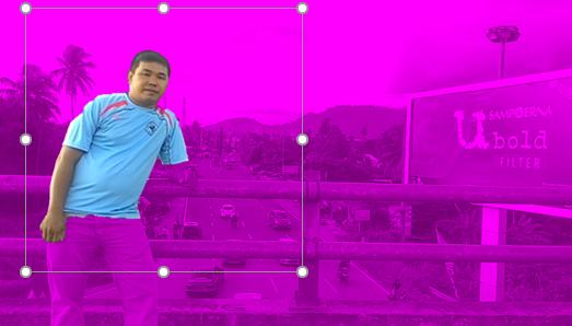 Edit Foto Dengan PPT