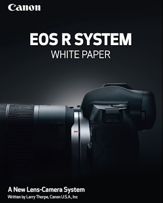 Canon EOS R Full Frame Mirrorless Camera White Paper