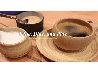 The Test Kitchen / coffee / https://winedineandplay.blogspot.com/2014/01/the-test-kitchen.html
