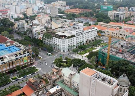Giá Nhà Đất Tại Hà Nội Và TPHCM Giảm Nhẹ Quý III Năm 2015