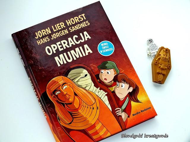 """""""Operacja mumia"""" Hans Jørgen Sandnes"""