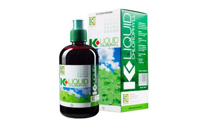 K-link chlorophyll