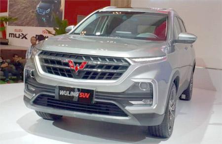 Harga Wuling SUV 2018