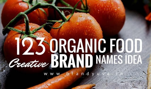 organic food brand names idea