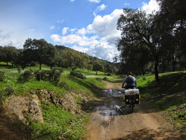 Camino de Cerro Muriano