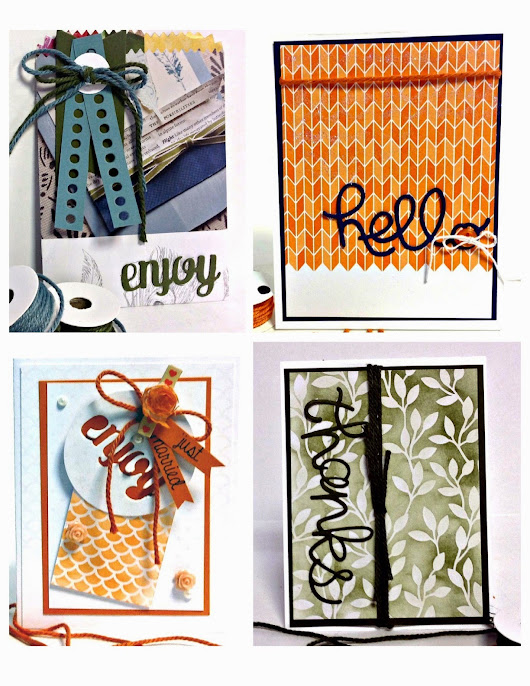 Stampin' Up! Sale-A-Bration Day 6
