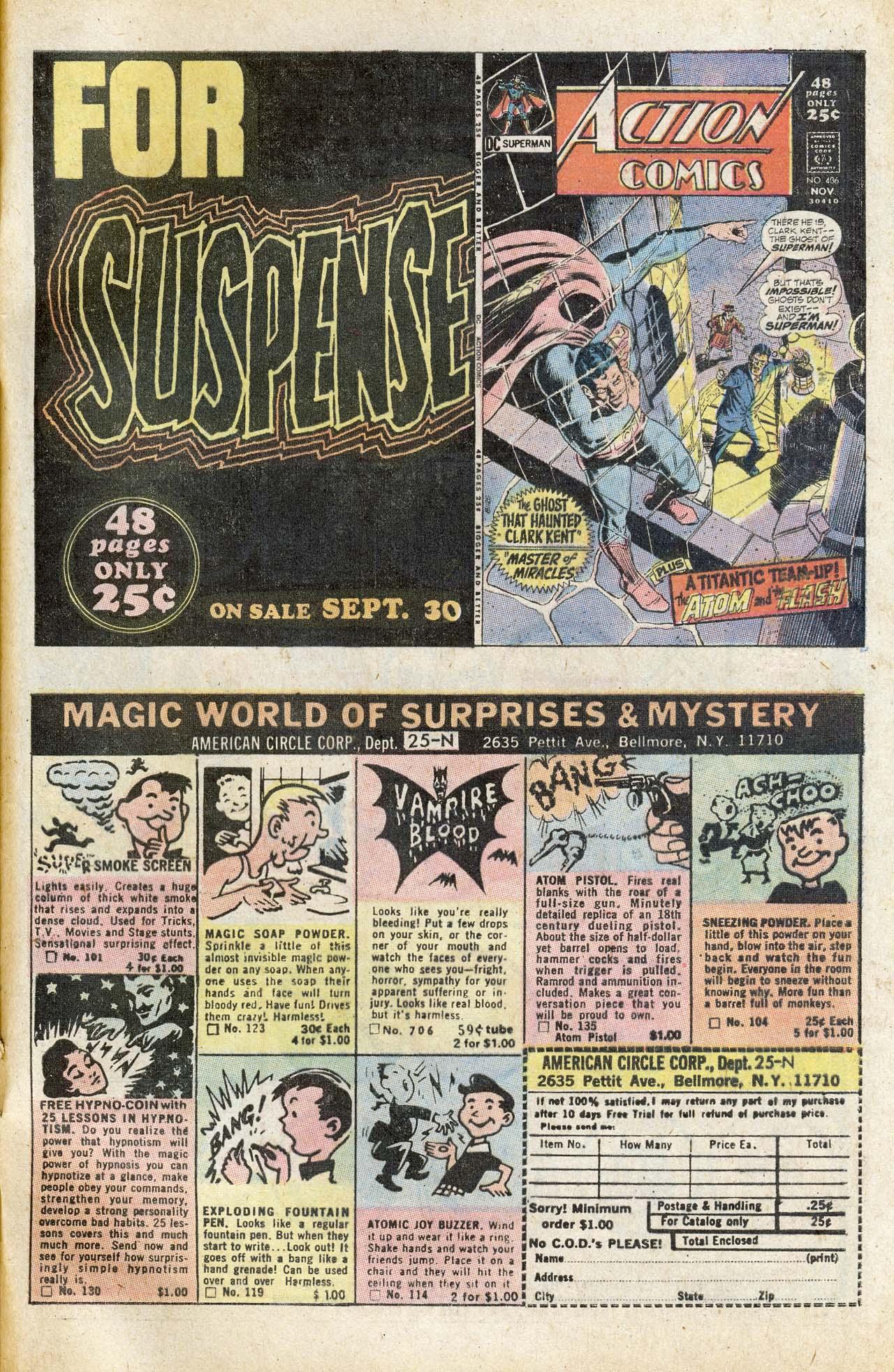 Detective Comics (1937) 417 Page 47