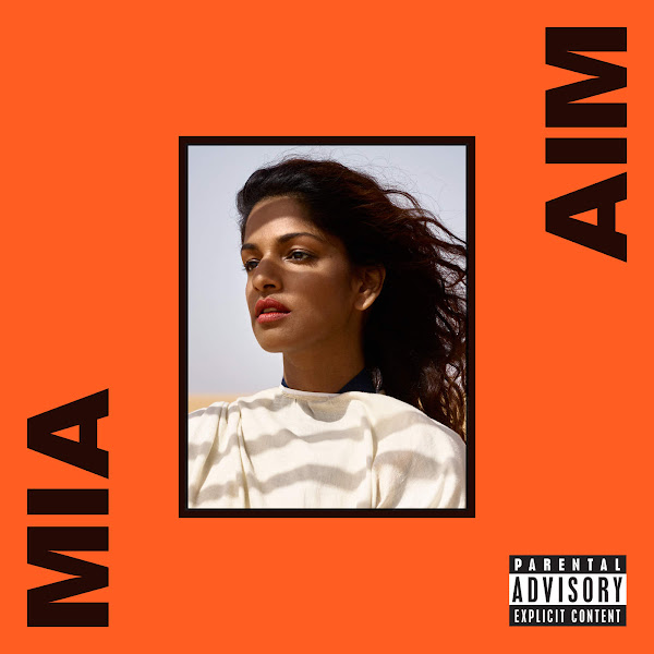 M.I.A. - AIM (Deluxe) Cover