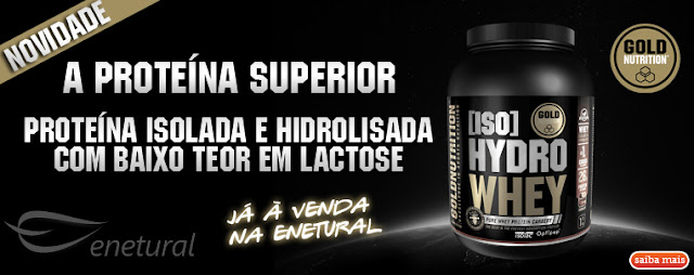 IsoHydro Whey GoldNutrition