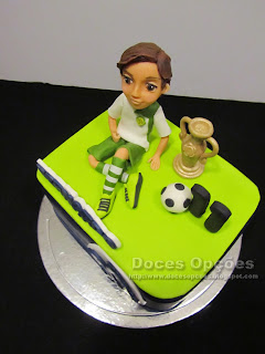 bolo futebol sporting clube meda fcp
