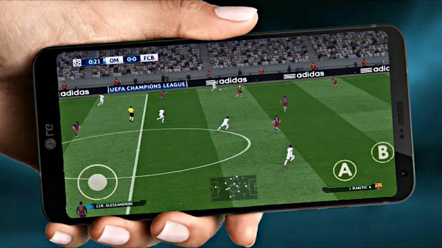 PES LITE 100 Mb Update Android Offiline MOD PES 2012