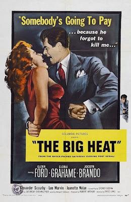 The Big Heat (Ölüm Korkusu, 1953)